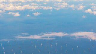 オーステッドの風力発電ファーム